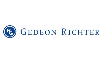 Gedeon Richter logo